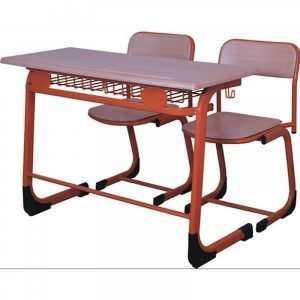 werzalite double school desk