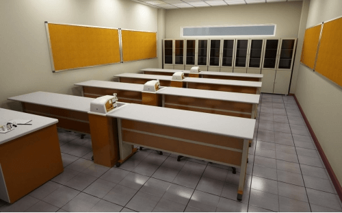 Laboratory furniture -RT-9973
