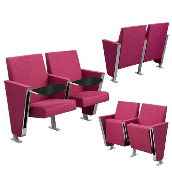 foldable fixed auditorium seating RT-99601.1