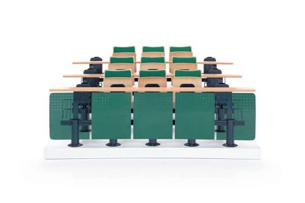 college lecture hall desk, lecture hall theatre seating RT-9970-2