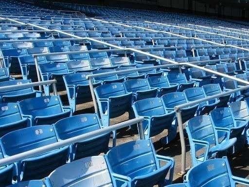 baseball stadium seating chairs - RT783