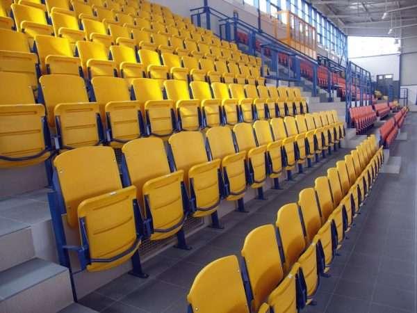 folding football stadium chairs - RT787