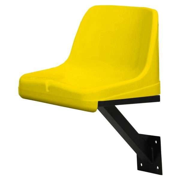 outdoor plastic stadium chairs - RT745