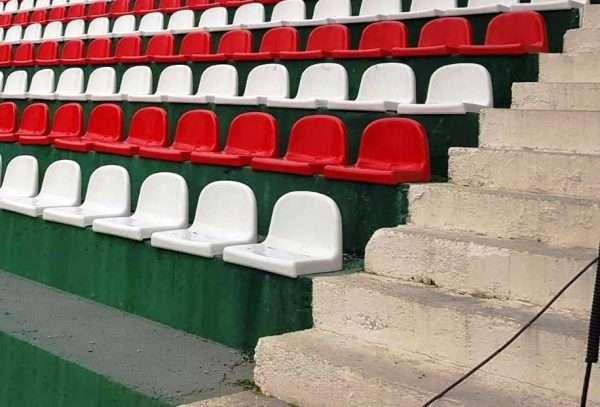 plastic stadium chairs - RT1223